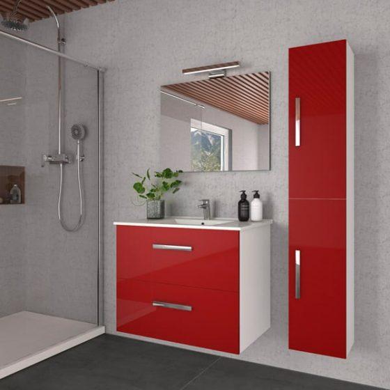 mueble-baño-cien-rojo