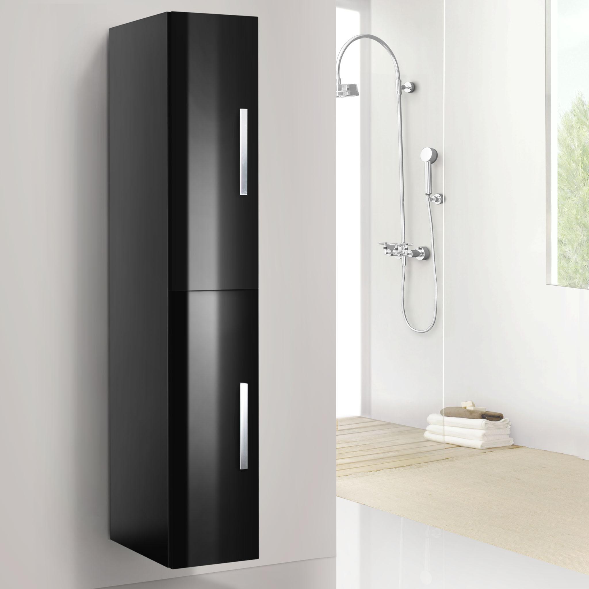 Columna auxiliar modelo plus para ba o de la mejor calidad for Mueble columna bano