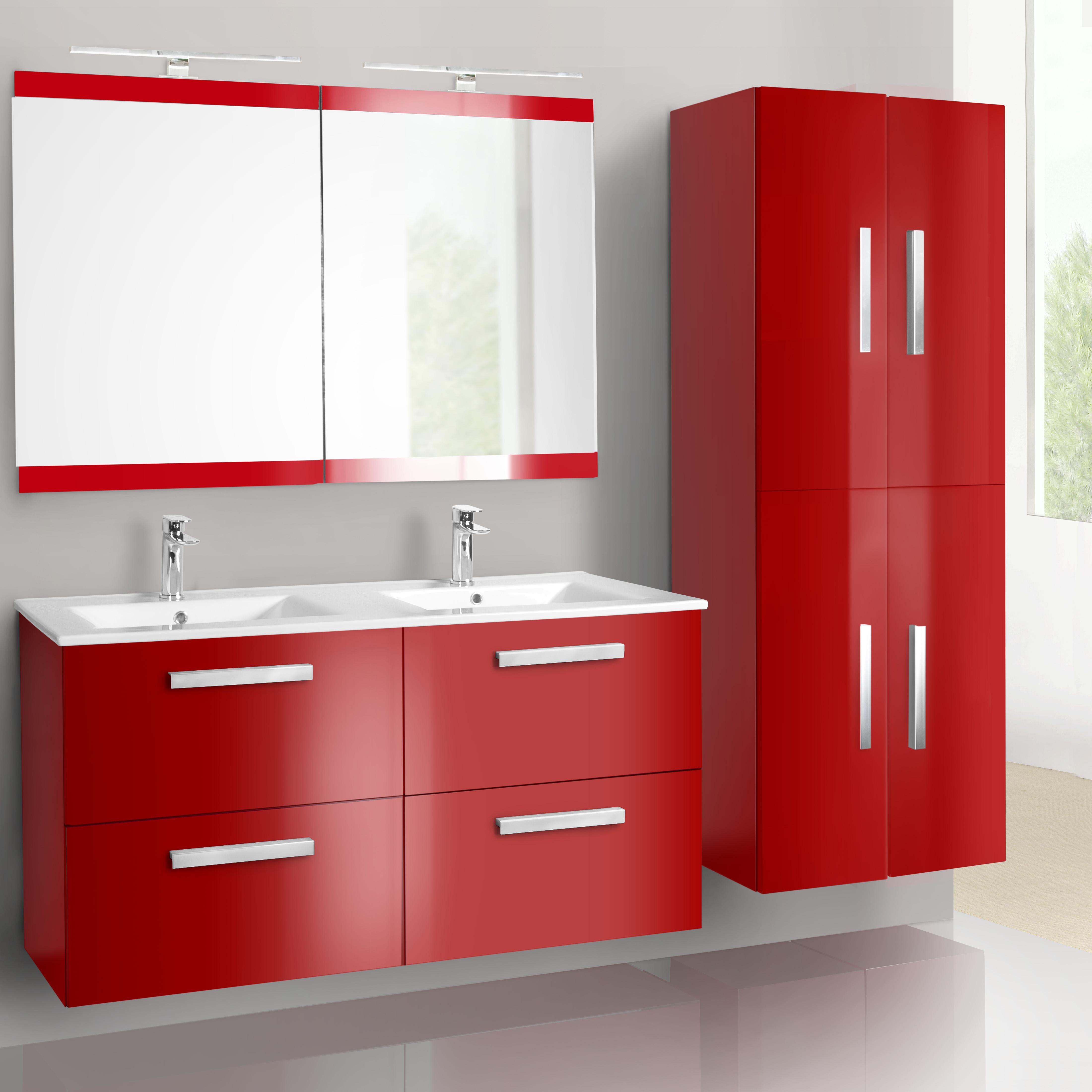 Muebles Para Baño Ferrari:Modelo Plus 120
