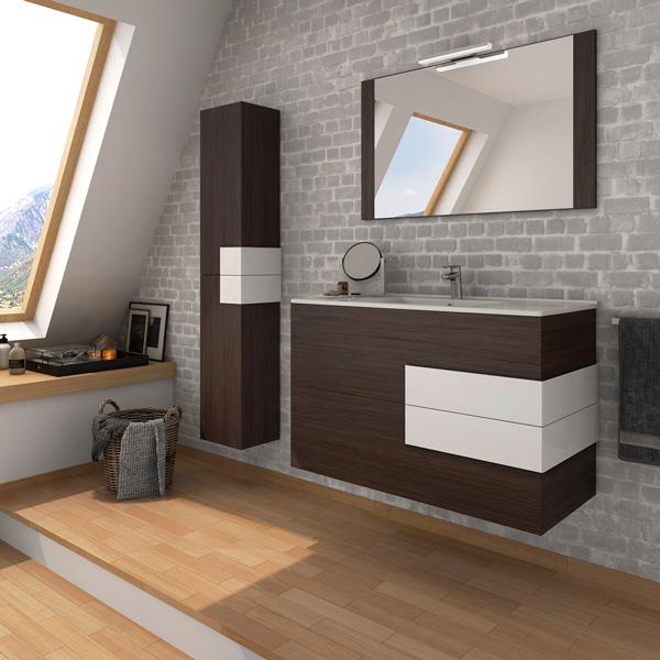 muebles para el baño Baños Cien