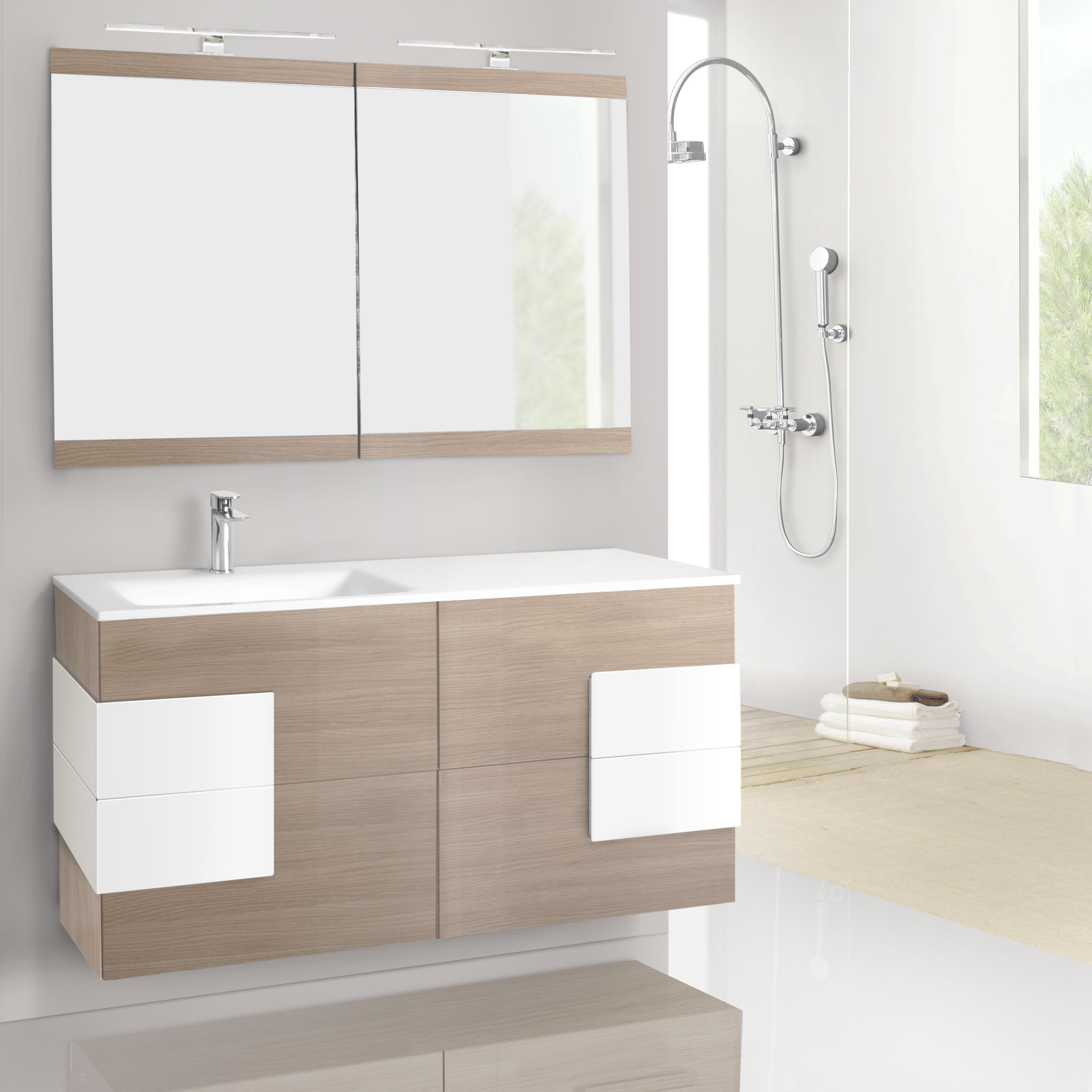 Muebles Para Baño Ferrari:Baño Modelo Soria 120