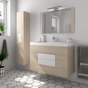 mueble para el baño en Baños Cien