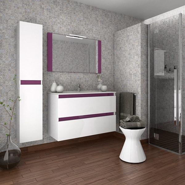 Mueble de ba o modelo malaga elegante con u ero - Modelo de banos ...